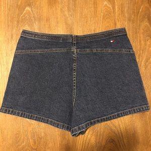 Vintage Tommy Hilfiger Jean Shorts